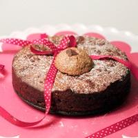 Chokladtårta med hasselnötter
