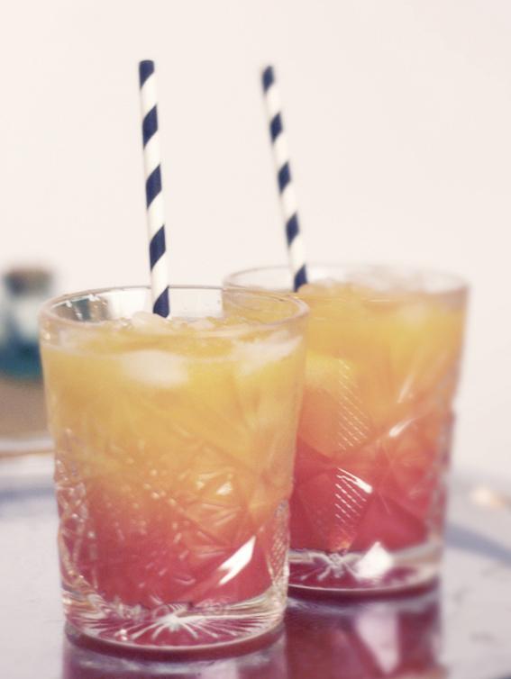 Mai Thai drink
