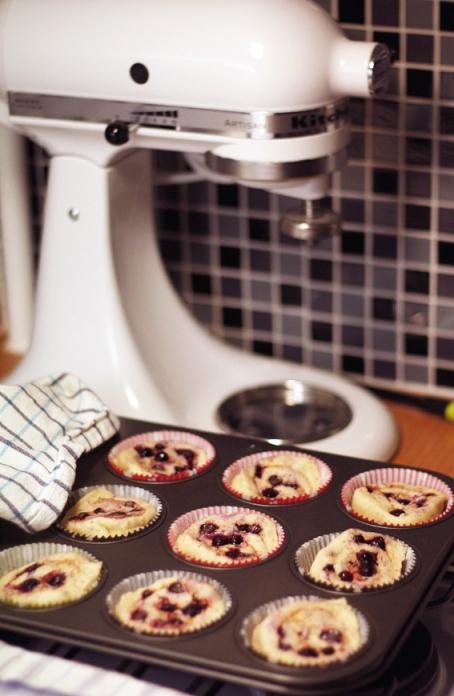 bullar i muffinsform