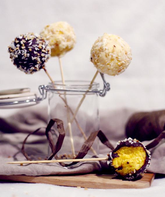 saffran cake pops saffran adventt pops saffran och choklad kaka bakbligg
