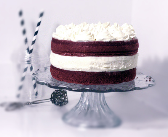 red-velvet-cake marängsmörkräm