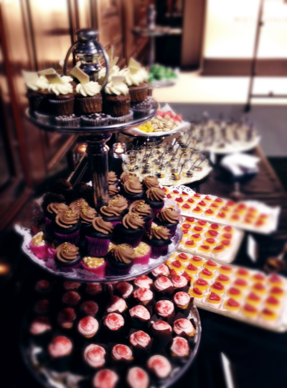 gatsby cupcakes inspiration inspiration choklad minibakelser