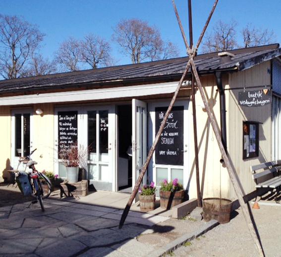 rosendals cafe nötter butik bröd cafetips stockholm