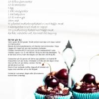 Anthon Berg Cupcakes!