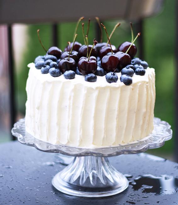 blåbärstårta blueberrycake