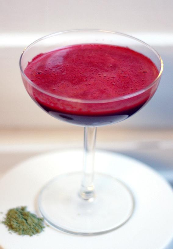 juice recipe helth råsaftcentrifug