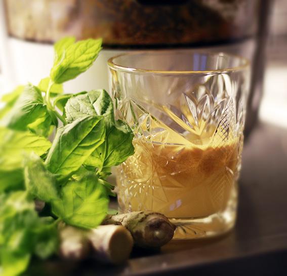 morotsjuice ingefära