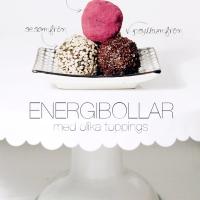 Energibollar med goda toppings!