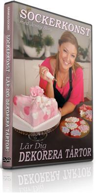 dekorera tårtor jenny borg