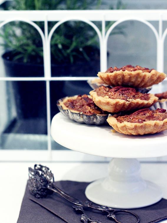 Pecannut pie