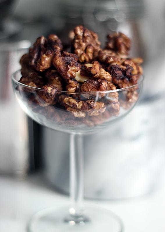 sallad nötter