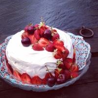 Födelsedagstårta på älskade Käringön!!