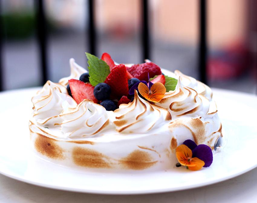 morsdag tårta